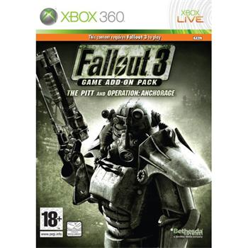 Fallout 3 Game Add-on Pack: The Pitt and Operation Anchorage [XBOX 360] - BAZ�R (pou�it� tovar)