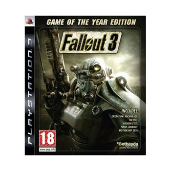 Fallout 3 (Game of the Year Edition) [PS3] - BAZ�R (pou�it� tovar)