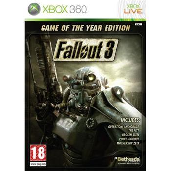 Fallout 3 (Game of the Year Edition) [XBOX 360] - BAZÁR (použitý tovar)