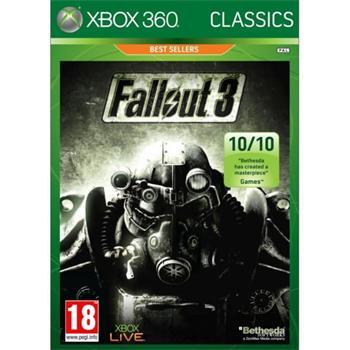 Fallout 3 [XBOX 360] - BAZÁR (použitý tovar)