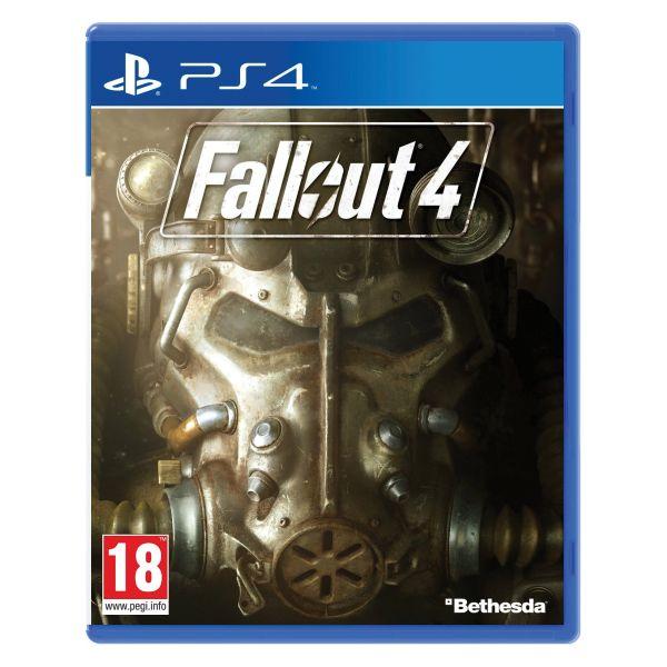 Fallout 4 [PS4] - BAZÁR (použitý tovar)