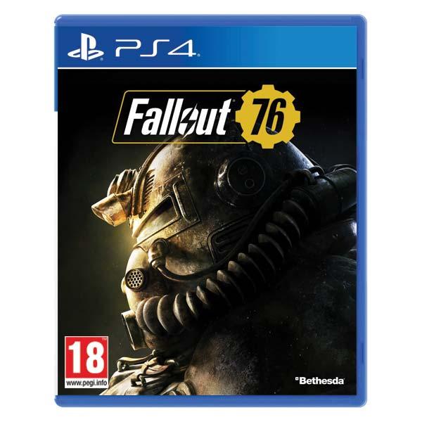 Fallout 76 [PS4] - BAZÁR (použitý tovar)
