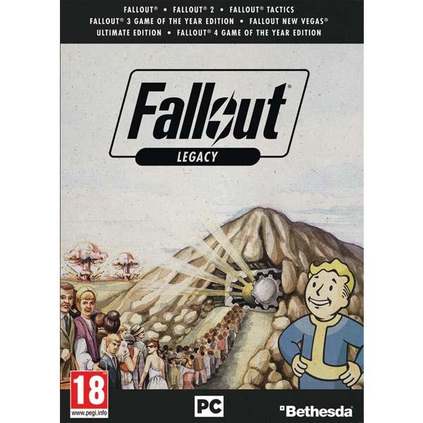Fallout Legacy PC