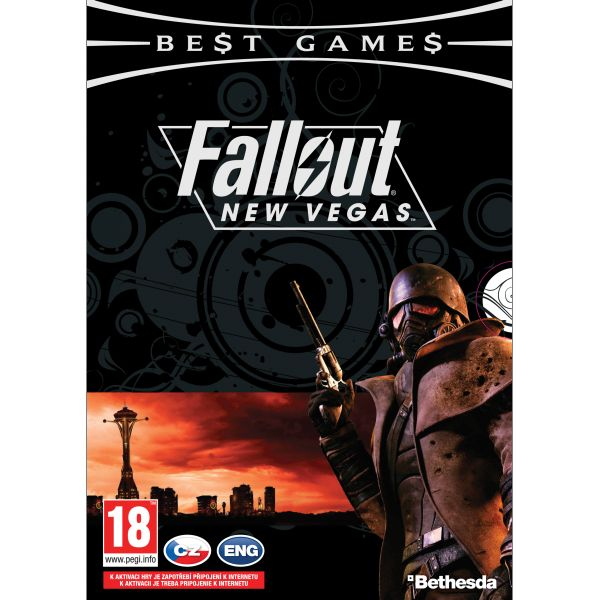 Fallout: New Vegas CZ