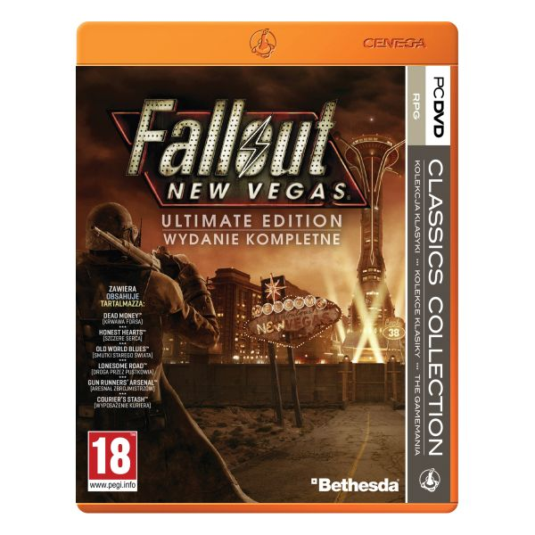 Fallout: New Vegas CZ (Ultimate Edition)