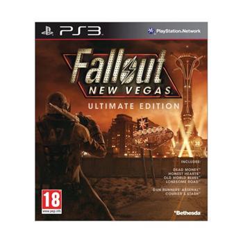 Fallout: New Vegas (Ultimate Edition) [PS3] - BAZÁR (použitý tovar)
