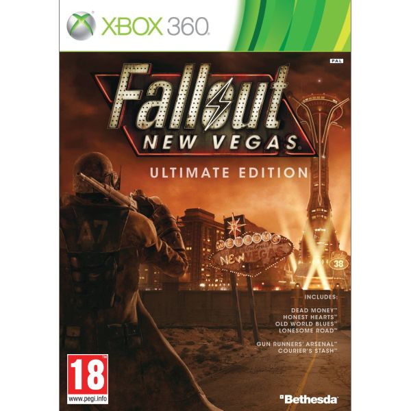 Fallout: New Vegas (Ultimate Edition) XBOX 360