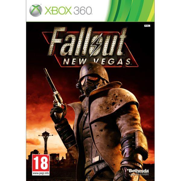 Fallout: New Vegas [XBOX 360] - BAZÁR (použitý tovar)