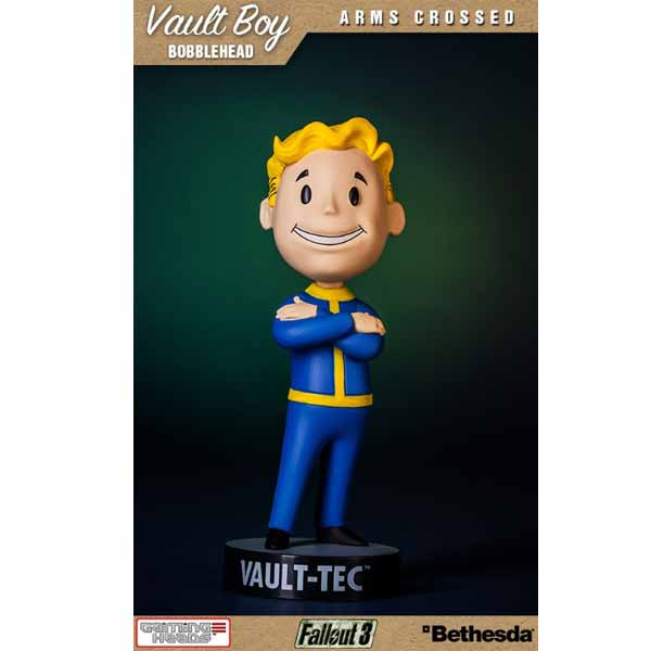 Fallout: Vault Boy 111 - Arms Crossed
