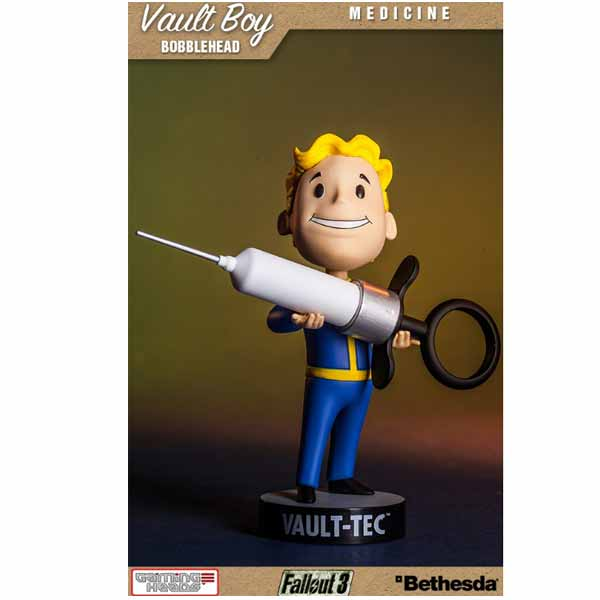 Fallout: Vault Boy 111 - Medicine