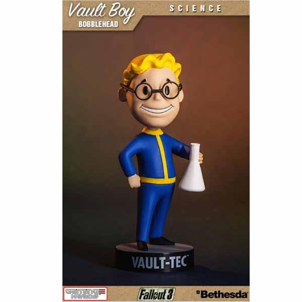 Fallout: Vault Boy 111 - Science
