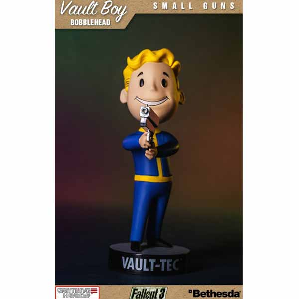 Fallout: Vault Boy 111 - Small Guns