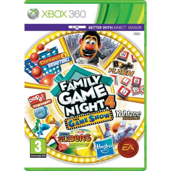 Family Game Night 4: The Game Show XBOX 360