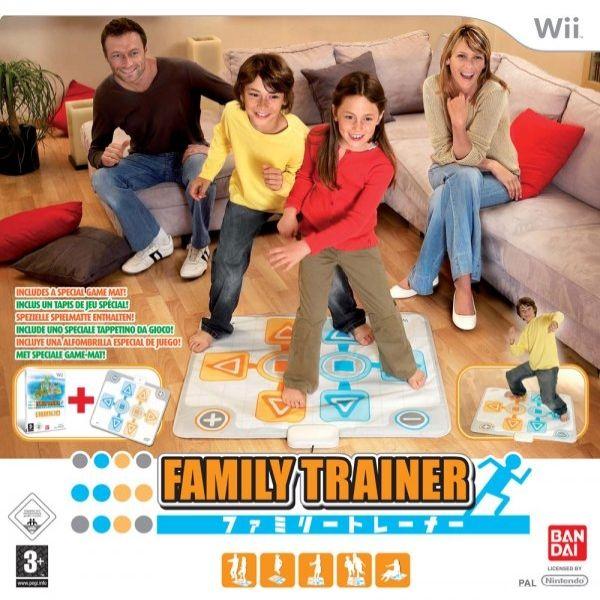 Family Trainer + podložka