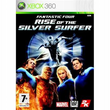 Fantastic Four: Rise of the Silver Surfer [XBOX 360] - BAZÁR (použitý tovar)