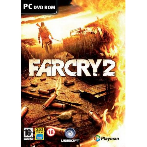 Far Cry 2 CZ
