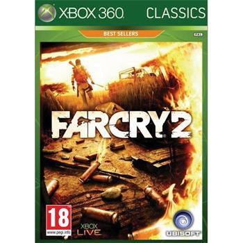 Far Cry 2- XBOX 360- BAZÁR (použitý tovar)