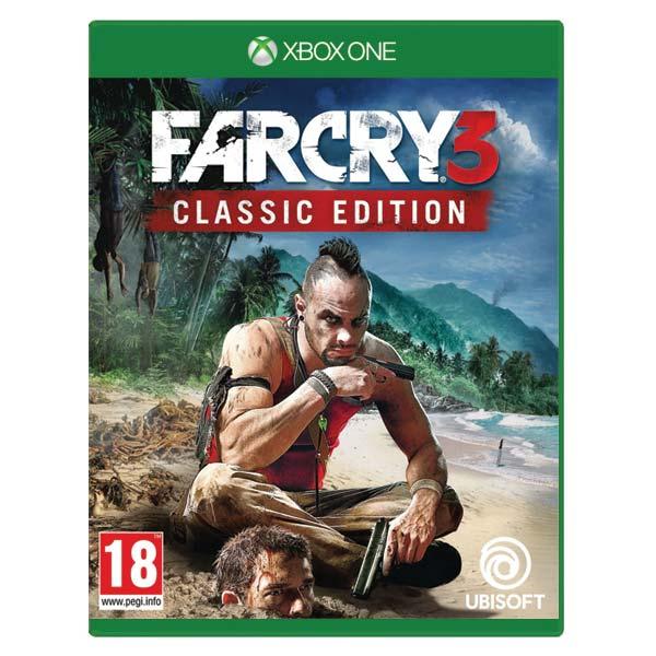 Far Cry 3 (Classic Edition) XBOX ONE