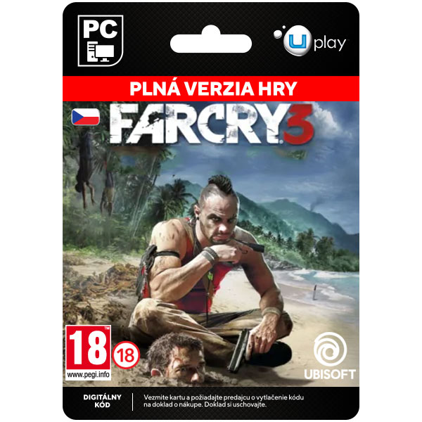 Far Cry 3 CZ [Uplay]
