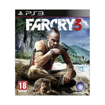 Far Cry 3 PS3 - BAZÁR (použitý tovar)