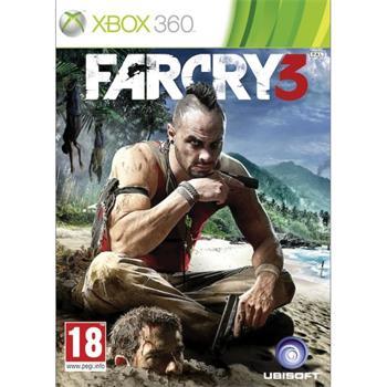 Far Cry 3- XBOX 360- BAZÁR (použitý tovar