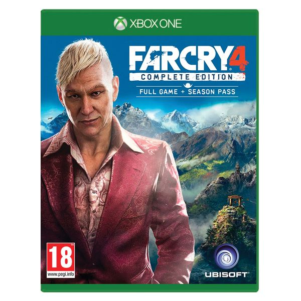 Far Cry 4 (Complete Edition)