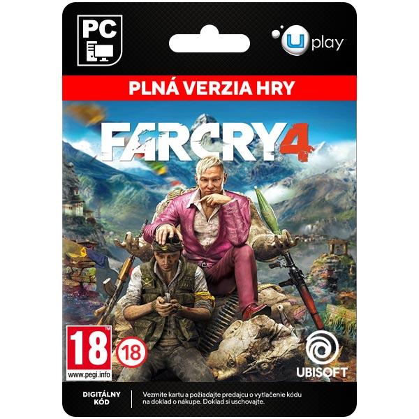 Far Cry 4 CZ [Uplay]