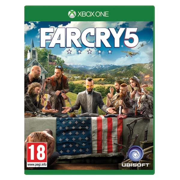 Far Cry 5 CZ [XBOX ONE] - BAZÁR (použitý tovar)