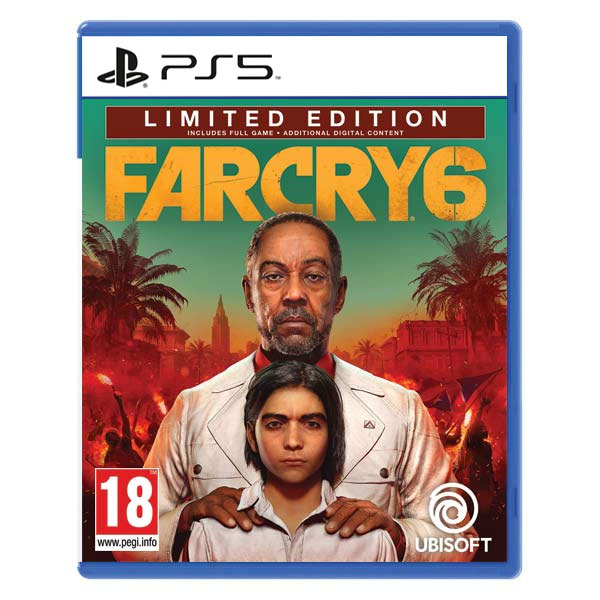 Far Cry 6 (Limited Edition)