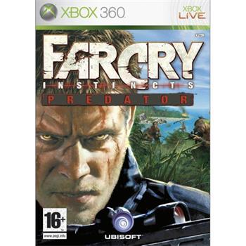 Far Cry Instincts: Predator [XBOX 360] - BAZÁR (použitý tovar)