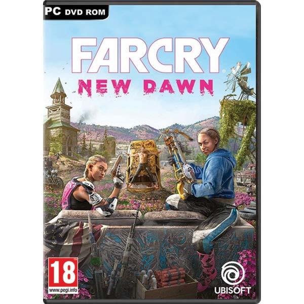 Far Cry: New Dawn CZ