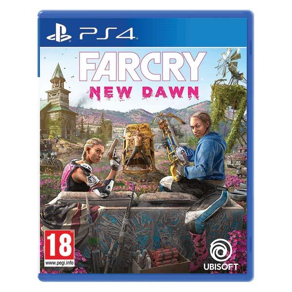 Far Cry: New Dawn CZ [PS4] - BAZÁR (použitý tovar)