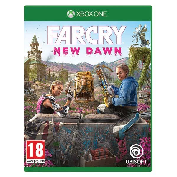Far Cry: New Dawn CZ [XBOX ONE] - BAZÁR (použitý tovar)
