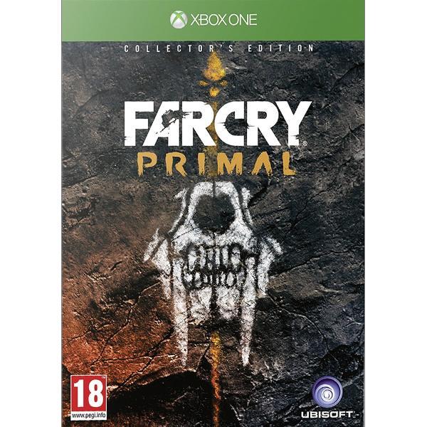 Far Cry: Primal CZ (Collector's Edition) [XBOX ONE] - BAZÁR (použitý tovar)