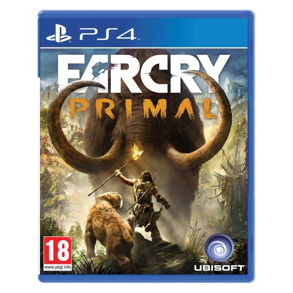Far Cry: Primal CZ [PS4] - BAZÁR (použitý tovar)