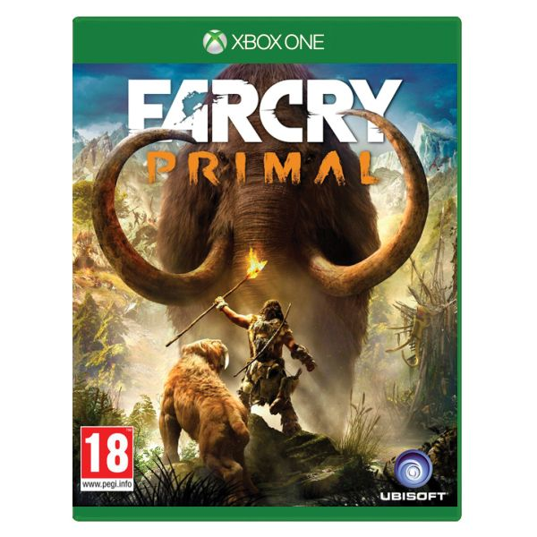 Far Cry: Primal CZ