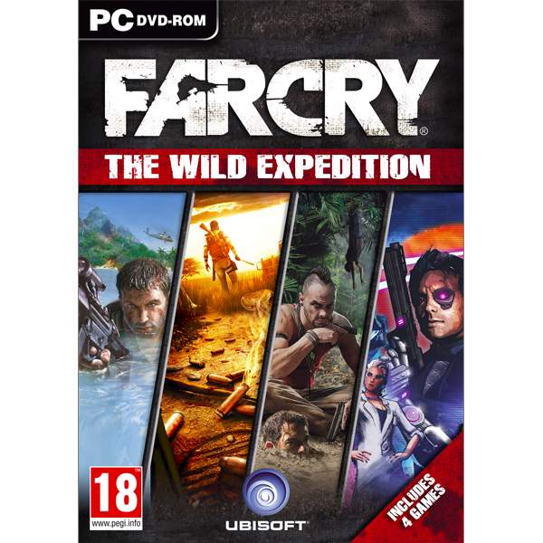 Far Cry: The Wild Expedition CZ