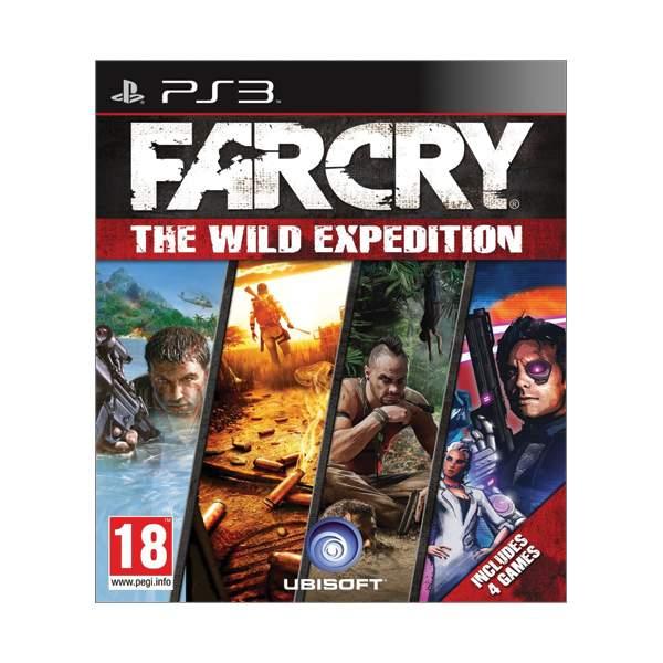 Far Cry: The Wild Expedition [PS3] - BAZÁR (použitý tovar)