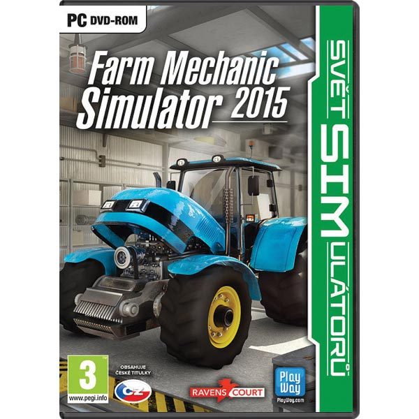 Farm Mechanic Simulator 2015 CZ