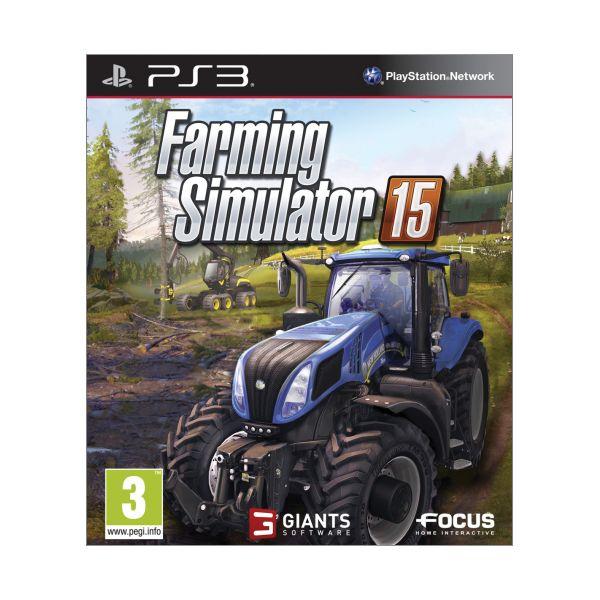 Farming Simulator 15 [PS3] - BAZÁR (použitý tovar)
