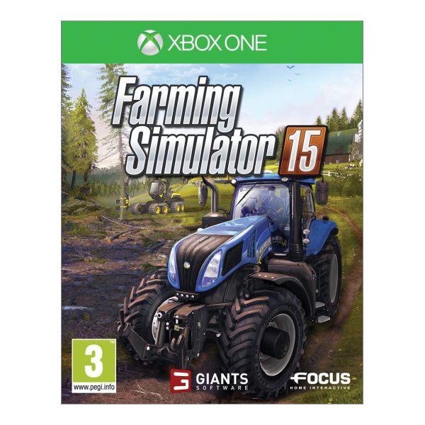 Farming Simulator 15 [XBOX ONE] - BAZÁR (použitý tovar)