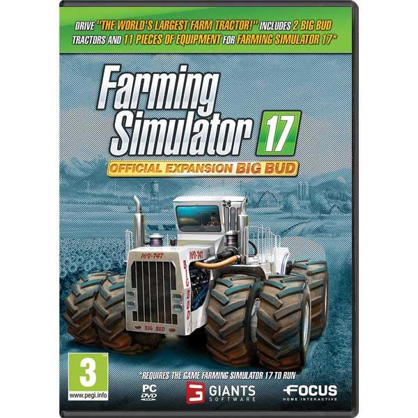 Farming Simulator 17 (Official Expansion Big Bud)
