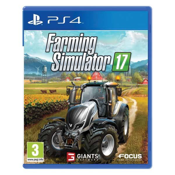 Farming Simulator 17 [PS4] - BAZÁR (použitý tovar)