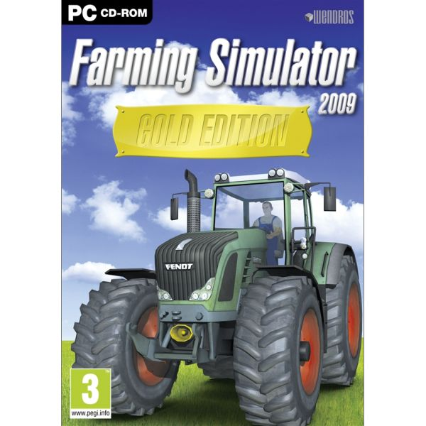 Farming Simulator 2009 (Gold Edition)