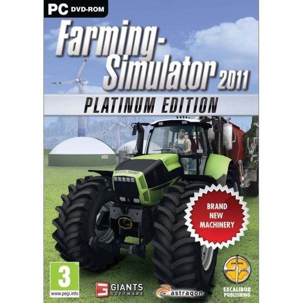 Farming Simulator 2011 (Platinum Edition)