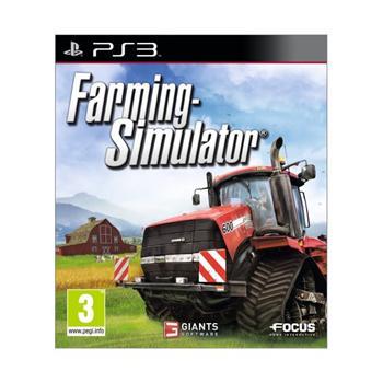Farming Simulator 2013 [PS3] - BAZÁR (použitý tovar)