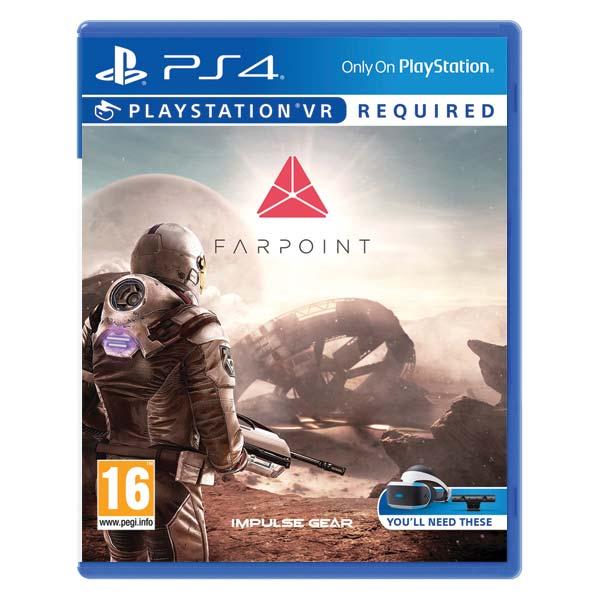 Farpoint [PS4] - BAZÁR (použitý tovar)