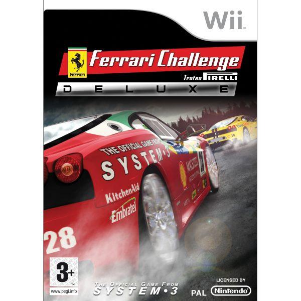 Ferrari Challenge Trofeo Pirelli Deluxe