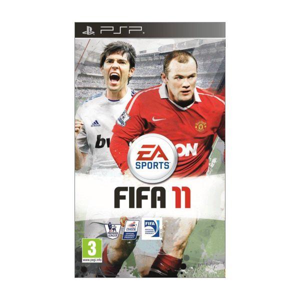 FIFA 11 [PSP] - BAZÁR (použitý tovar)
