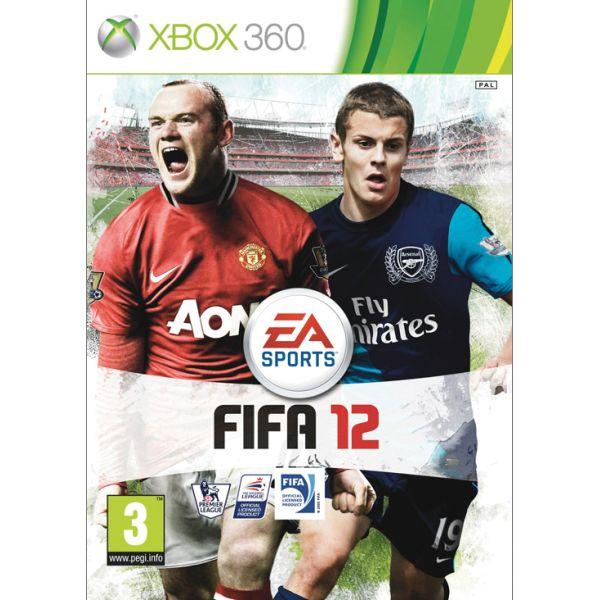 FIFA 12 CZ [XBOX 360] - BAZÁR (použitý tovar)